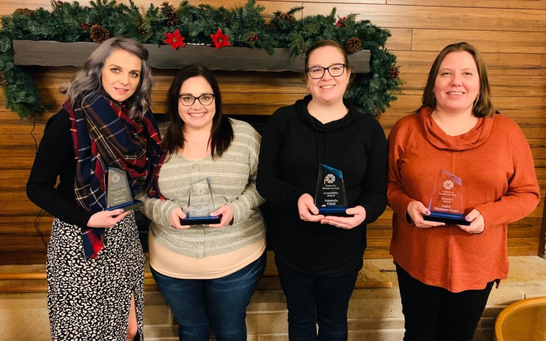 Winners of our 2019 Employee Awards